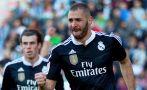 Karim Benzema y el fuerte rumor que lo acerca al Liverpool