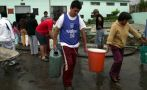 Pobladores de Tumbes no tienen agua desde hace más de 24 horas