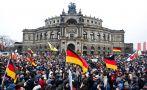 El día en fotos: Alemania, Venezuela, Estados Unidos y más