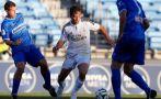 Real Madrid: Benavente fue titular en partido que vio Ancelotti