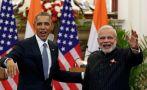 Obama y Modi declaran nueva era entre EE.UU. e India