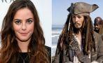 """Kaya Scodelario se une al elenco de """"Piratas del Caribe 5"""""""
