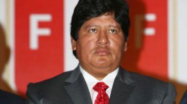 """Edwin Oviedo: """"Seremos cuidadosos en elegir al técnico de Perú"""""""