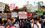 Ley juvenil: hoy se realiza la quinta marcha en Lima