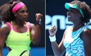 Australian Open: hermanas Williams se meten a cuartos de final