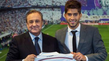 Real Madrid: Lucas Silva fue presentado en el Santiago Bernabéu