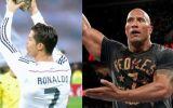 YouTube: 'The Rock' lució el 7 'de Cristiano' en Royal Rumble