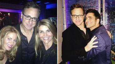 """""""Tres por tres"""": actores se reúnen y cantan el tema de la serie"""