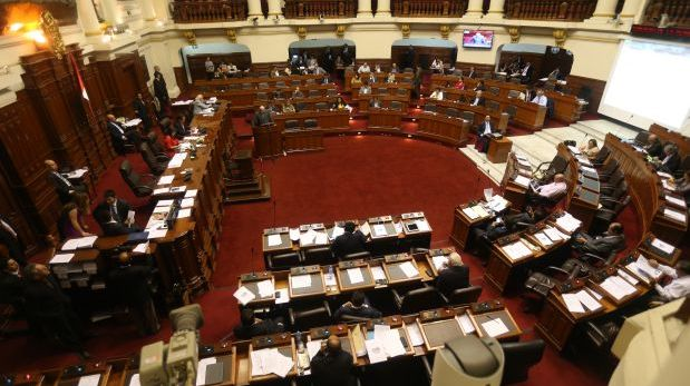 Ley Pulpín: Pleno inició sesión donde debatirá futuro de norma