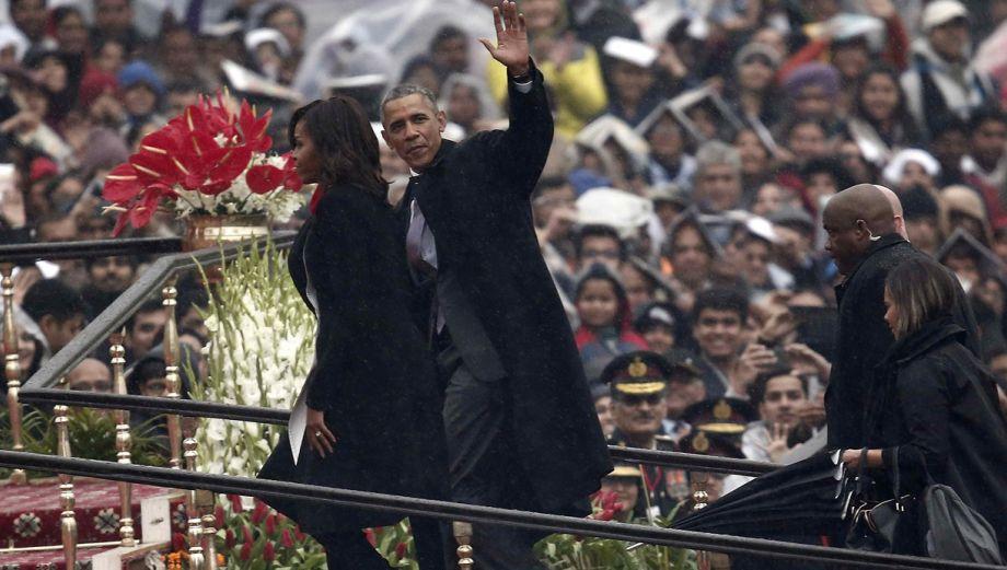 Obama, el invitado de honor de India en el Día de la República