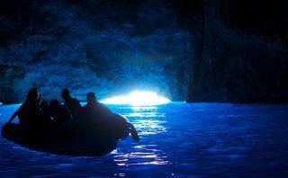 Kastellorizo: conoce esta espectacular cueva azul en Grecia
