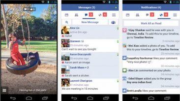 Facebook Lite, nueva aplicación más ligera para smartphones
