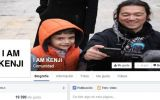 "Facebook: ""Yo soy Kenji"", la campaña a favor de rehén japonés"