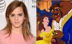 """Emma Watson será la princesa de """"La bella y la bestia"""""""