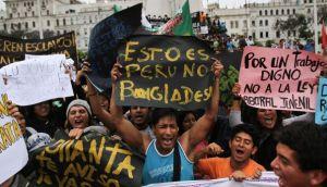 Cepal: La pobreza en Perú se redujo de 25,8% a 23,9% en 2013