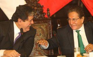 Alan García y Toledo saludan derogación de ley laboral juvenil