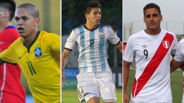 Sudamericano Sub 20: Sudamericano Sub 20: Tabla De Posiciones Del Hexagonal