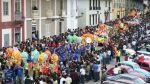 Corso del carnaval de Cajamarca cambiará de ruta este año - Noticias de vía de evitamiento