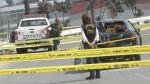 Las cifras de criminalidad en Lima son contradictorias - Noticias de nivel socioeconómico