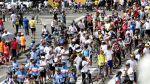 Castañeda participó en bicicleteada por aniversario de Lima - Noticias de arequipa