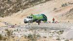 Faldas del volcán Misti son botadero de basura de municipio - Noticias de arequipa