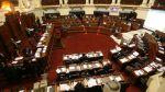 Ley Pulpín: Pleno inició sesión donde debatirá futuro de norma - Noticias de sergio tejada