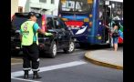 Serenazgo vial de San Borja busca reducir congestión vehicular