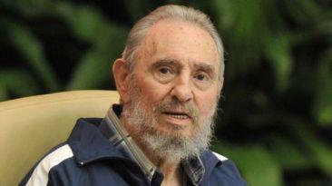 """Fidel Castro: """"No confío en EE.UU. ni he hablado con ellos"""""""