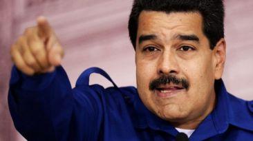 """Maduro criticó visita del """"fascismo de otras tierras"""" a su país"""