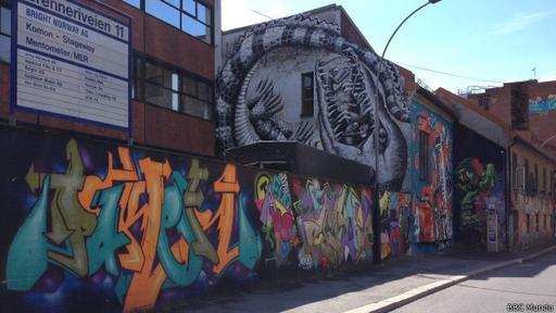 La capital de Noruega, Oslo, cuenta con una vibrante cultura urbana.