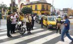 Cierran el centro de Lima por ceremonia en Plaza de Armas