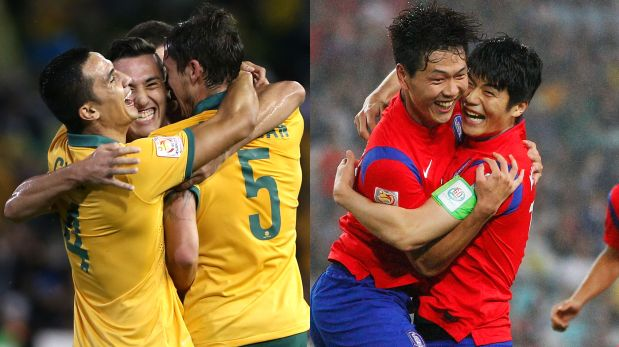 Asian Cup: Australia y Corea del Sur jugarán final del torneo