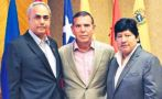 Manuel Burga: ¿Qué hacía en la Conmebol junto a Edwin Oviedo?