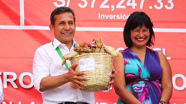Ley Pulpín: Alcaldesa le agradeció a Humala por derogar norma