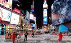 """Así vive la ciudad de Nueva York la anunciada """"Megatormenta"""""""