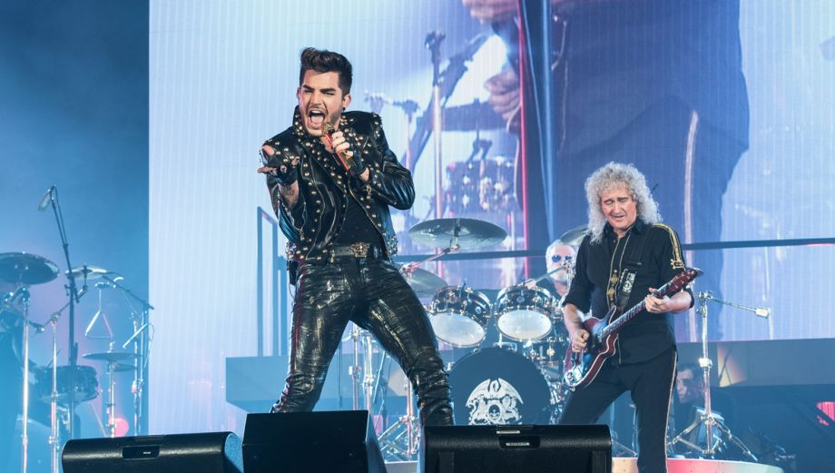 Queen: el potente show que la banda ofreció en París