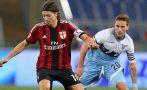 Milan vs. Lazio: 'rossoneros' caen 1-0 en Copa Italia