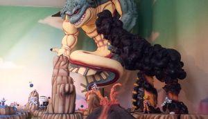 """Estas son las maquetas de """"Dragon Ball Z"""" de tus sueños (FOTOS)"""