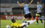Sudamericano Sub 20: acusan de racismo a jugador de Uruguay