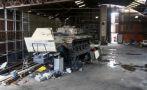 Brasil: encuentran dos tanques de guerra en redada policial