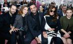 La Alta Costura reunió a las celebridades en París (FOTOS)