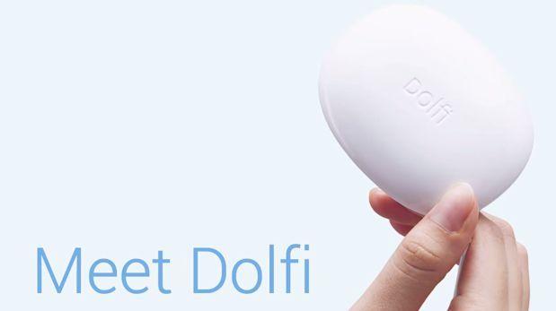 Dolfi, la lavadora más pequeña del mundo