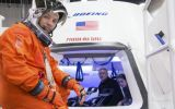 Boeing realizará el primer vuelo privado a la EEI