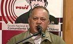 Venezuela: Cabello se defendió de acusación de narcotráfico