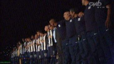 Noche blanquiazul: jugadores de Alianza juraron ganar el título
