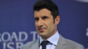 Luis Figo es nuevo candidato a la presidencia de la FIFA