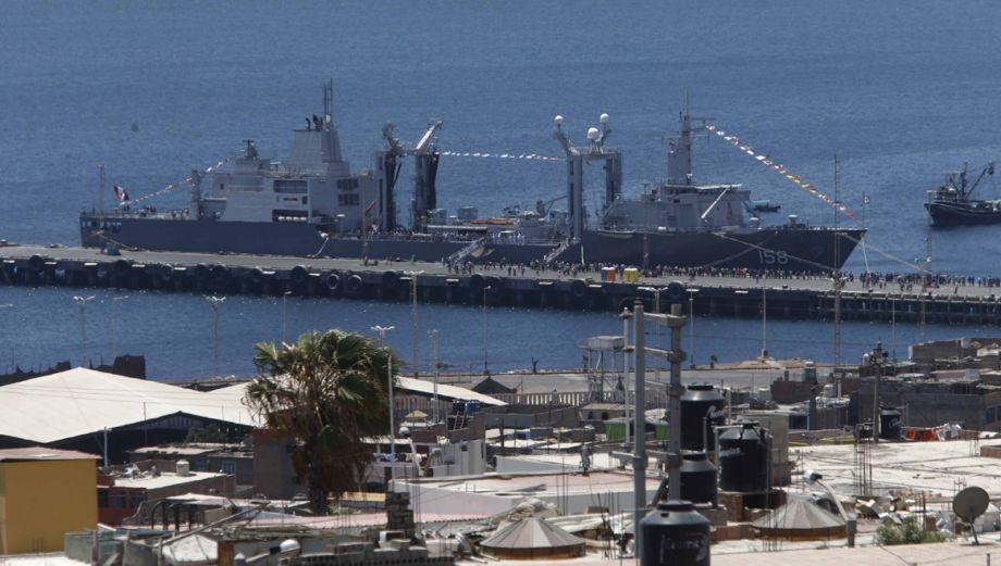 BAP Tacna, la nave más grande de la Marina de Guerra [Fotos]