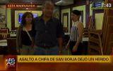 Asalto a chifa en San Borja dejó un comensal herido