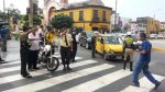 Cierran el centro de Lima por ceremonia en Plaza de Armas - Noticias de palacio de gobierno
