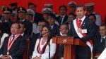 """Humala sobre La Haya: """"Fue un triunfo de la razón jurídica"""" - Noticias de corte de la haya"""